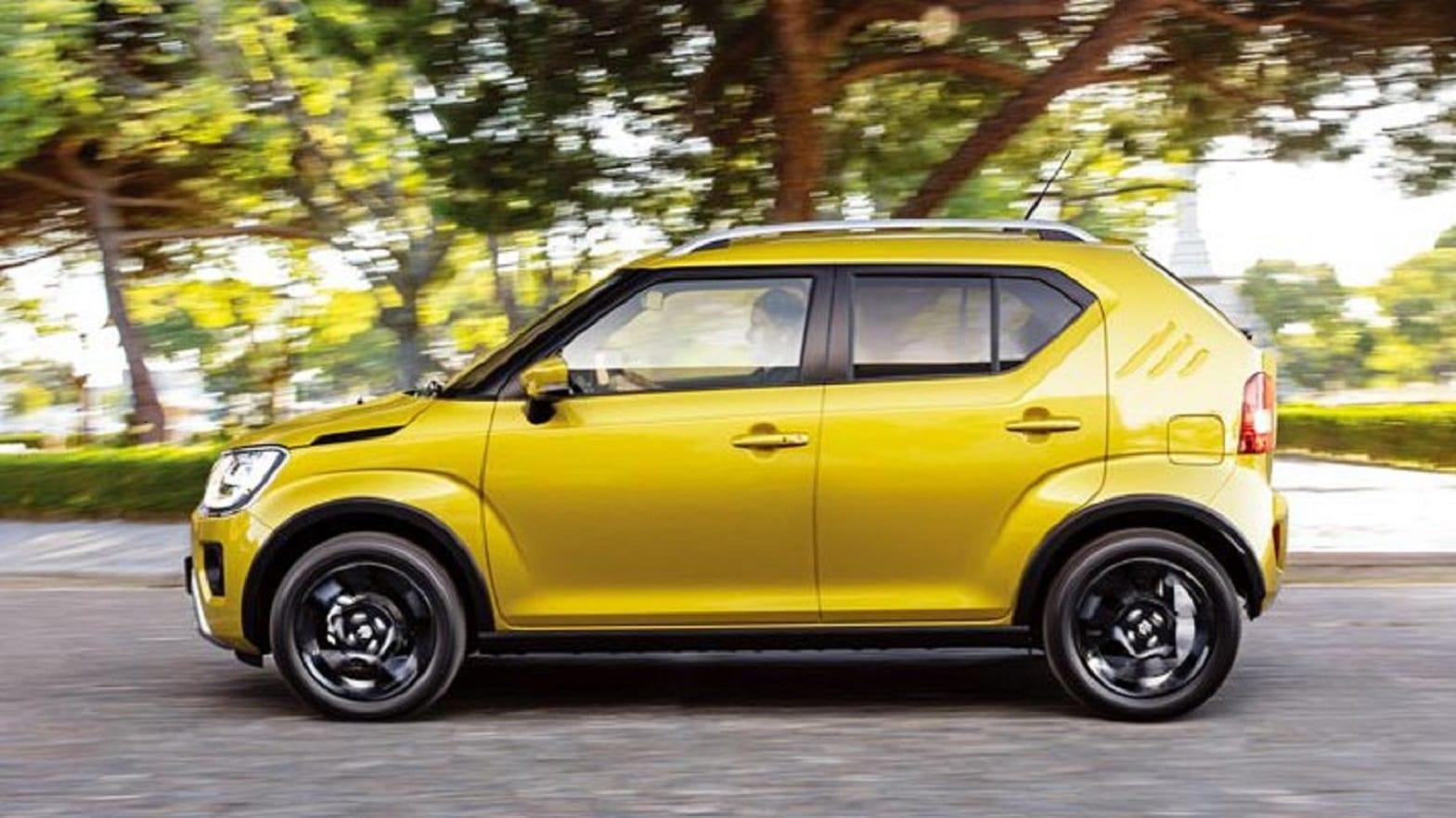 Suzuki Ignis Smart Hybrid