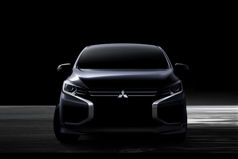 Mitsubishi New Space Star