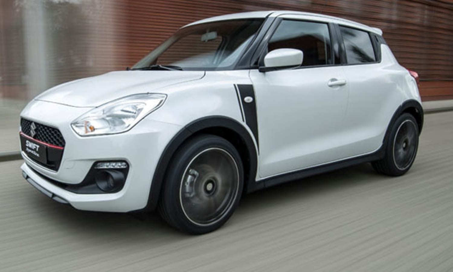 Suzuki Swift Smart Hybrid